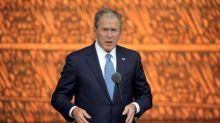 Ex-President Bush backs 'welcoming' U.S. immigration policy, free media