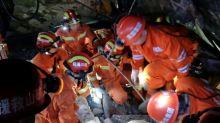 Terremoto na China deixa doze mortos e 134 feridos