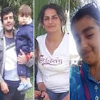 Four drowned migrants in English Channel were part of same Iranian family