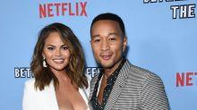 Chrissy Teigen Mercilessly Mocks John Legend Over 'Sexiest Man Alive' Title