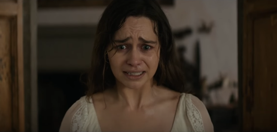 Game of Thrones' Emilia Clarke stars in trailer for supernatural