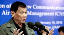 President Duterte dares online news sites to prove allegations against government