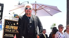 Guy Fieri Becomes the Third Chef Ever to Receive a Star on the Hollywood Walk of Fame