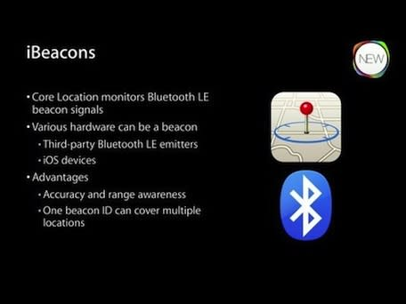 A closer look at iBeacons: Location awareness through Bluetooth LE