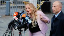 Judge denies Stormy Daniels request to restart case against Trump, Cohen