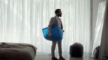 Ikea Subtly Mocks Luxe Designer Once Again