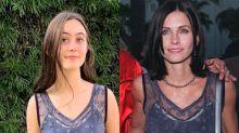 21 Jahre später: Courteney Cox' Tochter Coco recycelt ihr Abendkleid