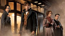 Wands at the ready: first teaser image and release date for Fantastic Beasts 2