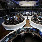Dealmaking nudges European shares near six-week high