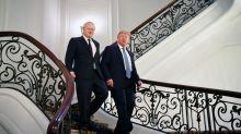 Trump et Johnson se rencontrent au G7, mais sont-ils vraiment jumeaux?