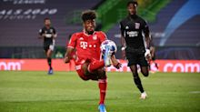 Coman's heart entirely with Bayern ahead of facing boyhood club PSG