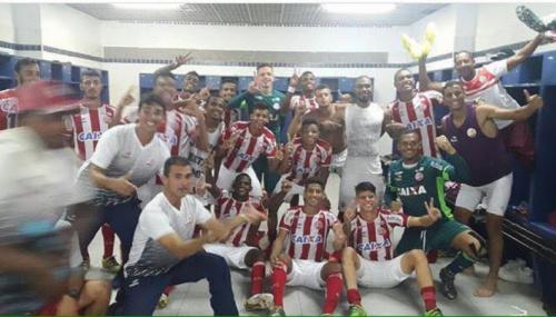 Samuel estreia, e Náutico bate Corinthians na Copa do Brasil Sub-20