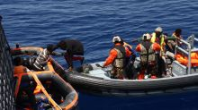 Nearly 900 migrants rescued off Libya arrive in Italy