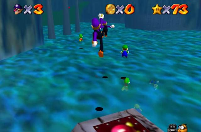 'Super Mario 64' is an online multiplayer game thanks to hero modders