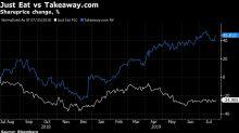 Takeaway.com Plans to Buy Rival Just Eat in $6.2 Billion Bid
