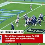 7 things that made Week 6 awesome