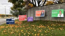 Parties get out the vote in the swing riding of Kanata–Carleton