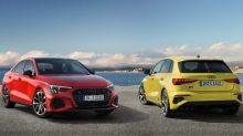 Moins de 50.000 € pour les nouvelles Audi S3 !