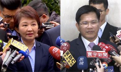 槓上再喊:我是台灣交通部長