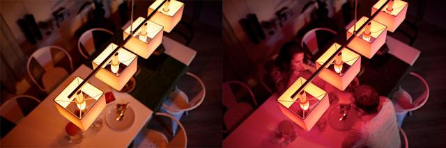 Philips latest Hue bulbs will match your chandelier