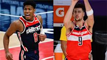 Wizards' Rui Hachimura, Deni Avdija named as NBA Rising Stars selections