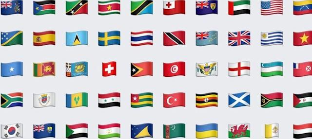 Apple removes Taiwan flag emoji from iOS in Hong Kong