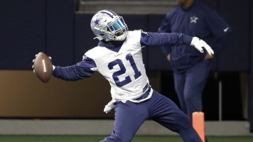 Report: Cowboys' offer to Zeke among top 2 for RBs