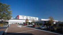Dow Jones Futures: Stock Market Resilient Despite Chip, Biotech Losses; Here Comes The Tesla Cybertruck