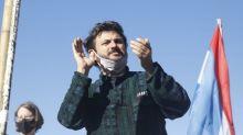 """Los dardos de Juan Grabois a Alberto Fernández, Axel Kicillof y Gustavo Bordet: """"Dejen de ceder ante el poder fáctico"""""""