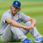 Dodgers Pitcher Clayton Kershaw Headed for 10-day DL with Back Injury
