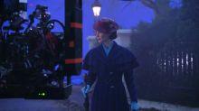 Exklusiv: Wie Emily Blunt sich in Mary Poppins verwandelte