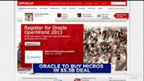Oracle cranks up acquisition machine