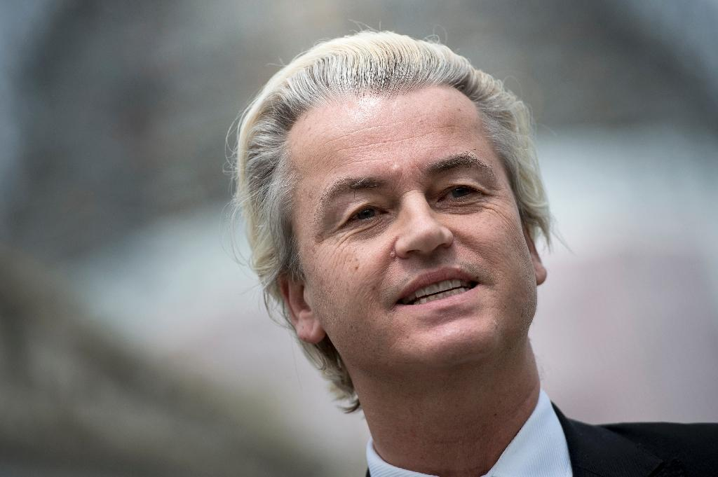 Populist anti-Islam politician Geert Wilders was named Dutch politician of the year on December 19, 2016