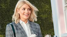 Holly Willoughby shares her favourite M&S items in at-home shoot, captured by her daughter