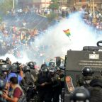UN rights chief warns Bolivia crisis could 'spin out of control'