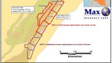 MAX Resource Corp. Identifies 4km Cobalt Anomaly - Gachala Copper in Colombia