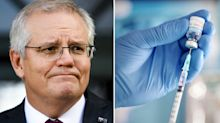 'I take responsibility': Scott Morrison apologises for vaccine rollout delays