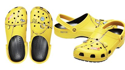Post Malone Crocs collaboration sell out in minutes