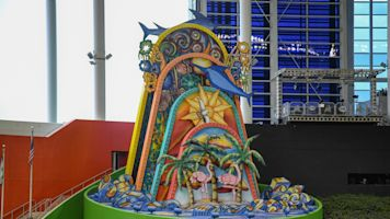 Marlins' 'Homer' statue is getting the boot