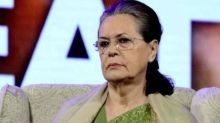 Sonia Gandhi leaves for United States for health check-up with son Rahul