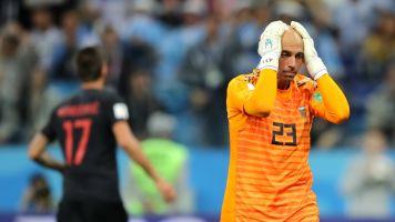 Argentine - Willy Caballero écarté pour le dernier match du Groupe D contre le Nigeria ?
