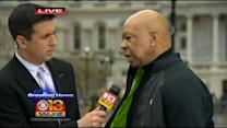 Congressman Elijah Cummings Discusses Monday's Violence