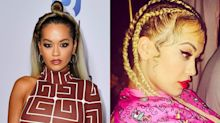 People are just realizing that both of Rita Ora's parents are white, and now she's being accused of 'blackfishing'