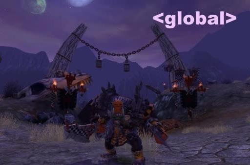 Global Chat: Doom and WAAAGH!