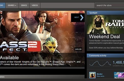 Steam UI update beta now live; Half-Life 2 achievements spotted