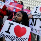 Haitians in U.S. malign Trump decision to send them back home