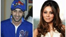 Ranbir Kapoor-Gauri Khan Go Shopping in London, Pick Up Artefacts for His New House!
