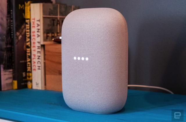 Google's Nest Audio sounds way better than the Nest Mini