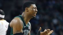 Report: Marcus Smart (thumb) out for regular season, hopes to return for playoffs