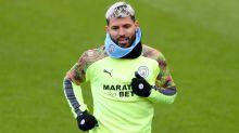 Guardiola praises Aguero for 'incredible' Madrid gesture
